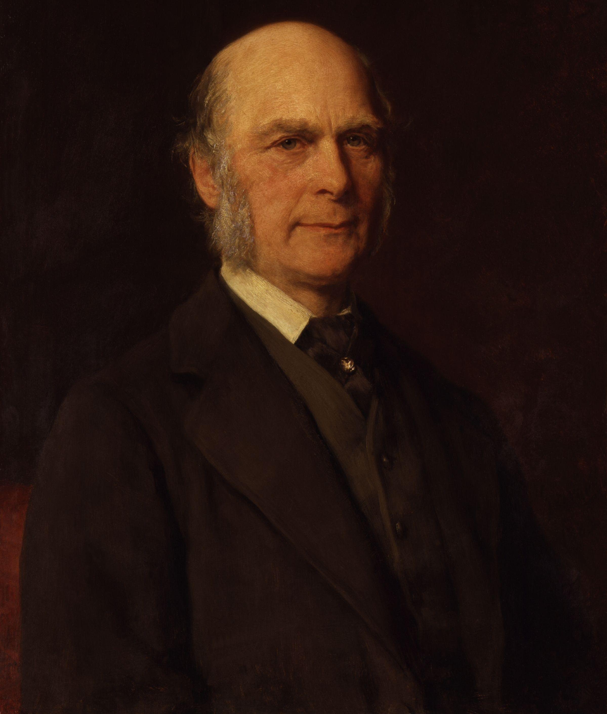 Risultati immagini per Francis Galton